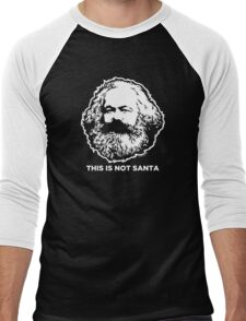 This Is Not Santa Men's Baseball ¾ T-Shirt