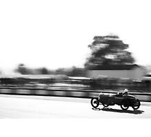 Napier Type 75 Photographic Print