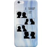 I Ship It iPhone Case/Skin