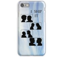 I Ship It iPhone Case/Skin