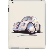 VW Beetle - Herbie iPad Case/Skin