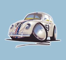 VW Beetle - Herbie Kids Tee