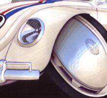 VW Beetle - Herbie Sticker