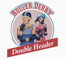 Roller Derby Double Header by John Perlock