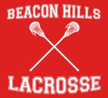 Beacon Hills Lacrosse Kids Clothes
