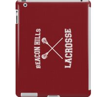 Beacon Hills Lacrosse iPad Case/Skin
