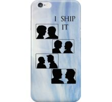 I Ship It II iPhone Case/Skin
