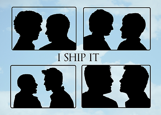 I Ship It II by saniday