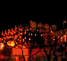 lamp street by dominiquelandau