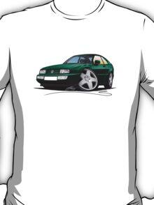VW Corrado Green T-Shirt