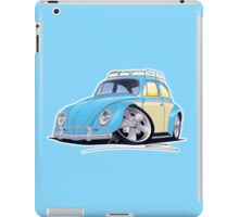 VW Beetle (Custom B) iPad Case/Skin