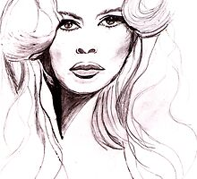 Bridget bardot. by mariarty