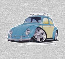 VW Beetle (Custom B) One Piece - Long Sleeve