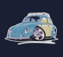 VW Beetle (Custom B) One Piece - Short Sleeve