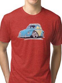 VW Beetle (Custom B) Tri-blend T-Shirt