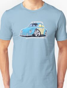 VW Beetle (Custom B) Unisex T-Shirt