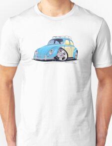 VW Beetle (Custom B) T-Shirt