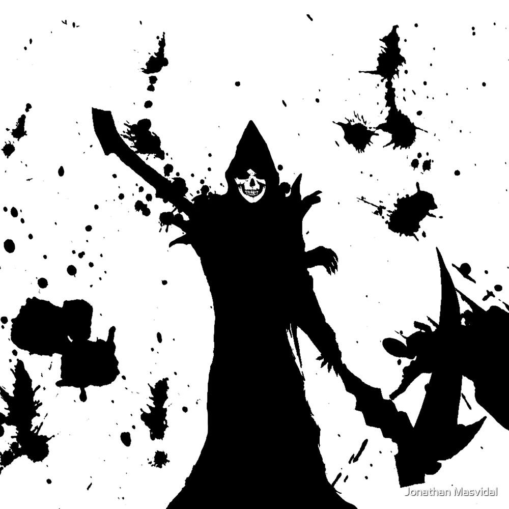 Blood Reaper by Jonathan Masvidal