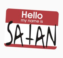 Hello, my name is Satan by mik3hunt