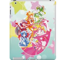 Sailor Moon Team iPad Case/Skin