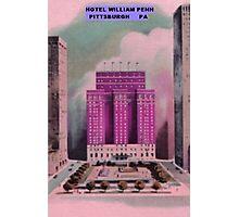 William Penn hotel Pittsburgh pa Photographic Print