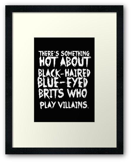 British Villains II by saniday