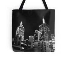 Melbourne @ night Tote Bag