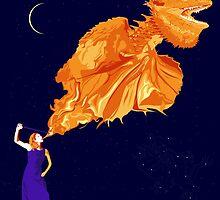 Dragon Breath by Danielle Kerese
