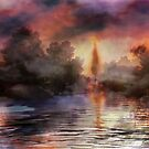 Evening Bells II by Stefano Popovski