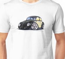 VW Beetle (Custom C) Unisex T-Shirt