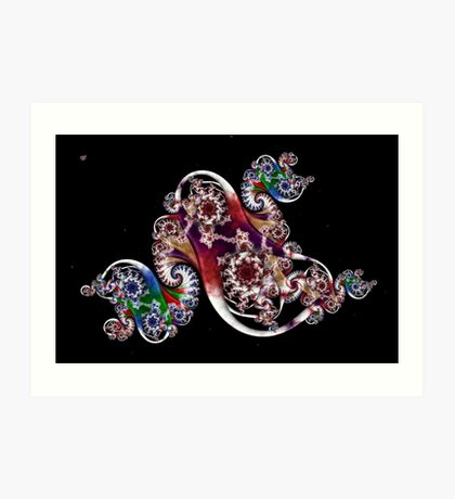 Chinese Dragon Art Print