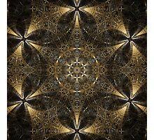Arachne's Star Photographic Print