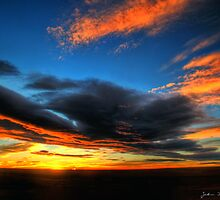 The Color of Heaven by John  De Bord Photography