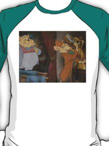 Disney Great Mouse Detective Disney Sherlock Holmes T-Shirt