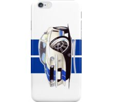 Shelby Mustang GT500 (60s) iPhone Case/Skin