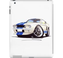 Shelby Mustang GT500 (60s) iPad Case/Skin