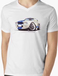 Shelby Mustang GT500 (60s) Mens V-Neck T-Shirt