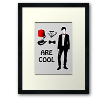 Cool Framed Print