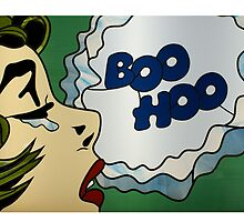 boo hoo by lesley poole