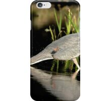 GOING FOR THE FISH iPhone Case/Skin
