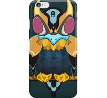 Magnetic Bird iPhone Case/Skin