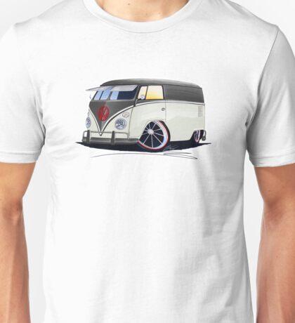 VW Splitty Panel Van (RB) Unisex T-Shirt