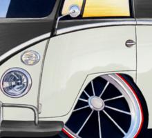VW Splitty Panel Van (RB) Sticker