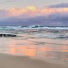 Kingscliff seascape by dbax