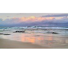 Kingscliff seascape Photographic Print