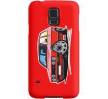 VW Golf GTi (Mk1) Red Samsung Galaxy Case/Skin
