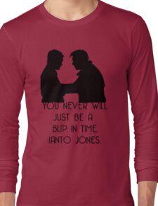 Blip In Time Long Sleeve T-Shirt