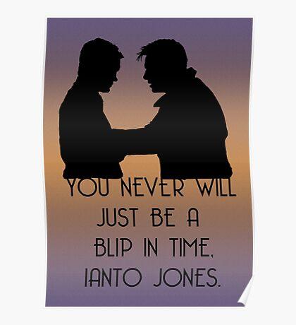 Blip In Time Poster