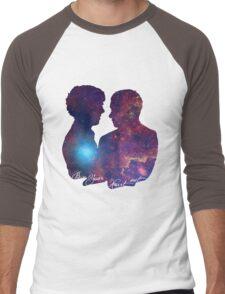 Burn Your Heart Out. Men's Baseball ¾ T-Shirt