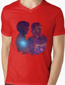 Burn Your Heart Out. Mens V-Neck T-Shirt